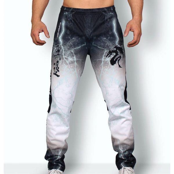 無退-白色[TRP-03W]訓練褲