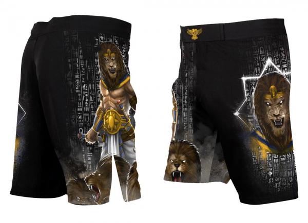 RAVEN 獅神 MMA短褲