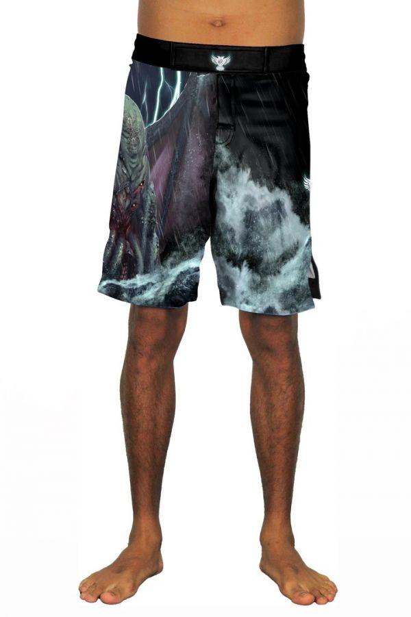 RAVEN 克蘇魯3 Cthulhu Rises MMA短褲