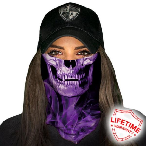 SA魔術頭巾—紫羅蘭