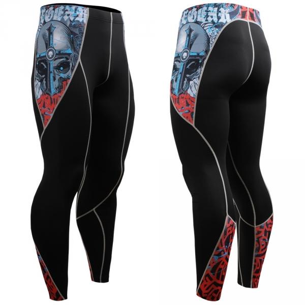 FIXGEAR P2L-B73 雙色壓力褲
