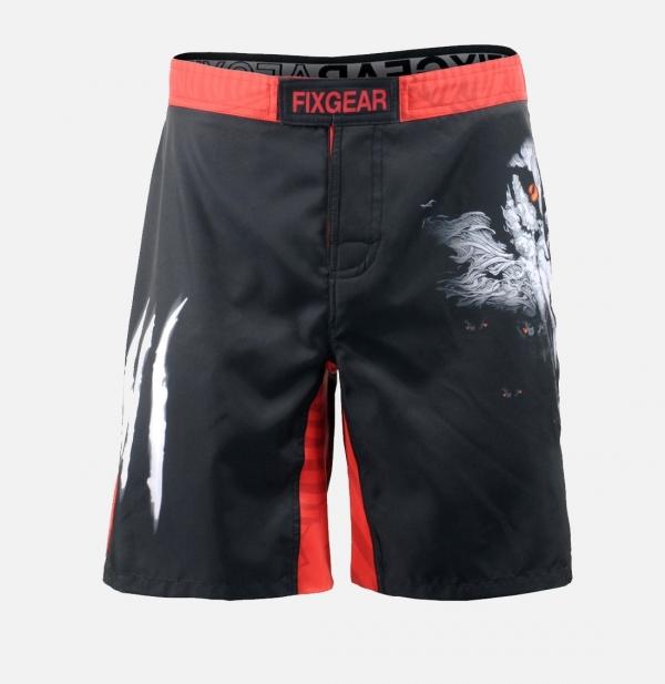 FIXGEAR FMS-18 MMA短褲 / 格鬥褲