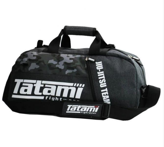 TATAMI JIU JITSU GEAR BAG 側背後背兩用包