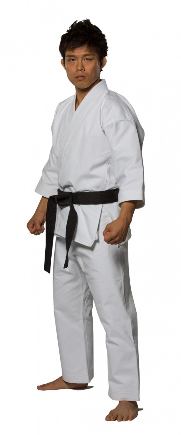 FUJI 空手道服 SPORTS ADVANCED BRUSHED KARATE GI (FHW)