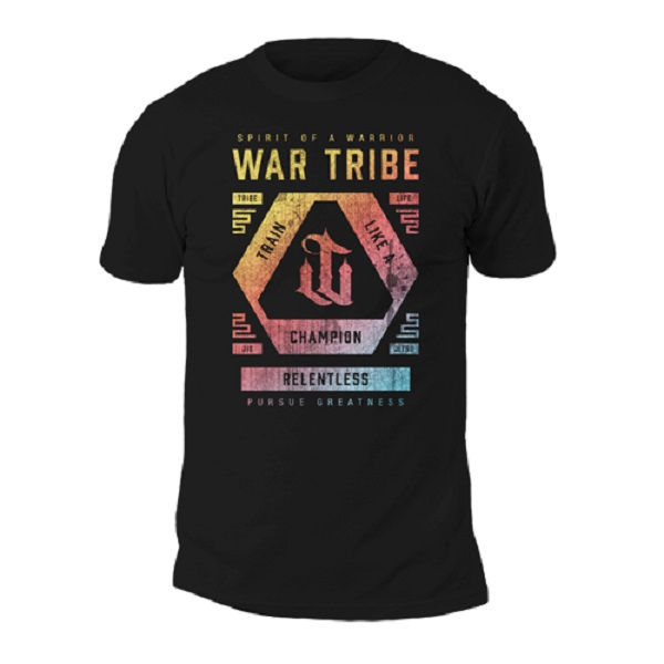 WAR TRIBE EVOLVE T-SHIRTS