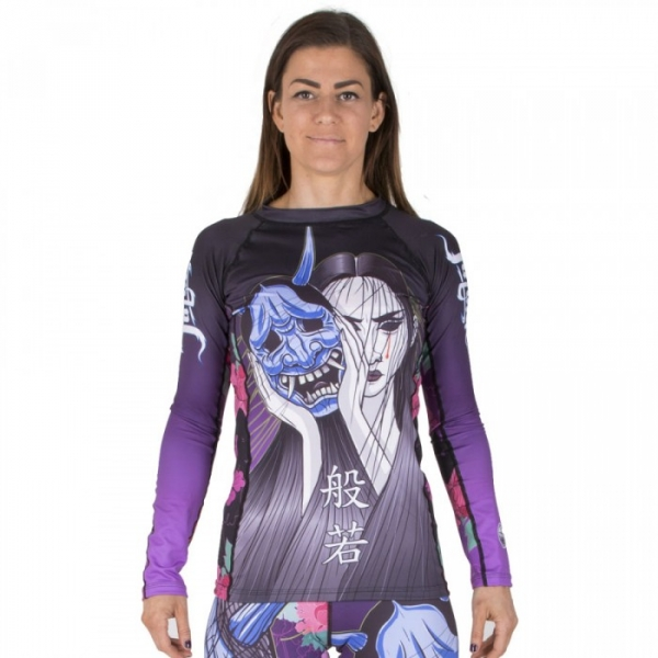 TATAMI 防磨衣 LADIES WEEPING HANNYA RASH GUARD