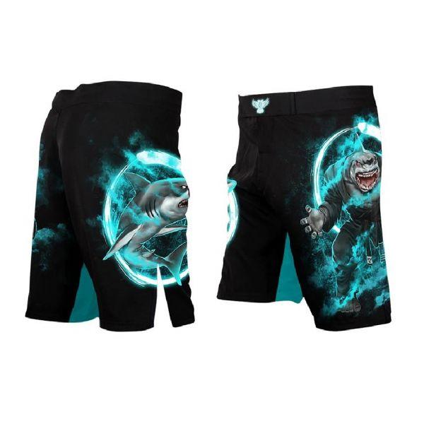 RAVEN 鯊魚 MMA短褲