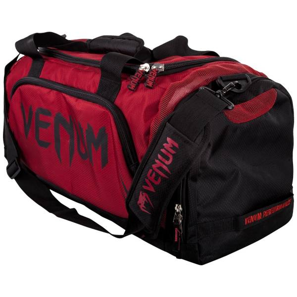 VENUM TRAINER LITE SPORT BAG - RED 側背包