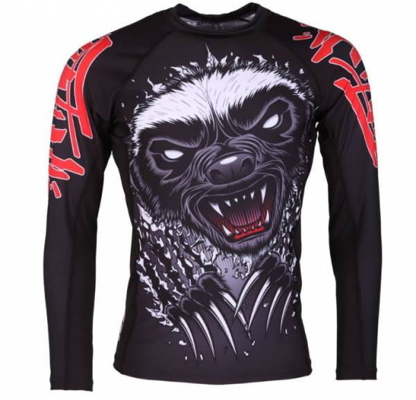 TATAMI 防磨衣 HONEY BADGER V4 RASH GUARD