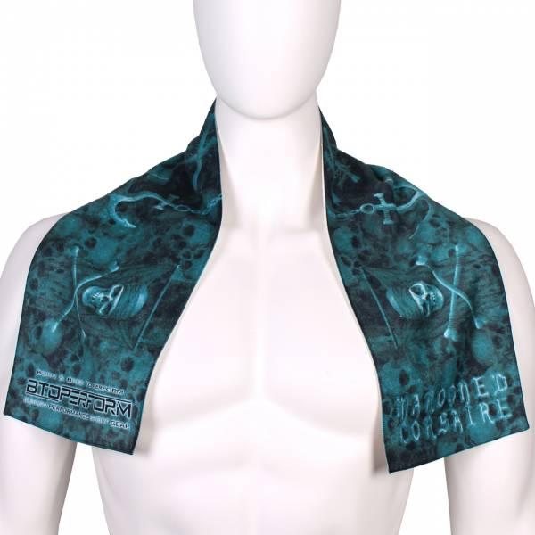 MAROONED CORSAIRE [ST-112] 超細纖維運動毛巾 (L)