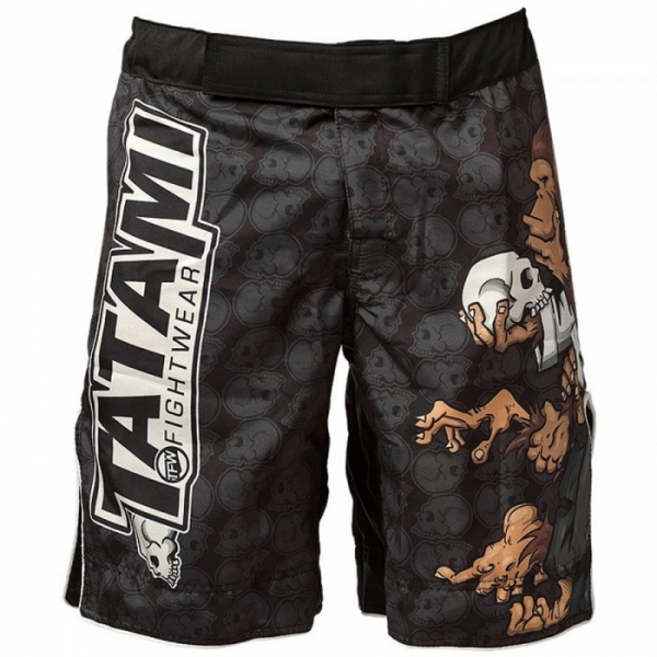 TATAMI MMA短褲 THINKER MONKEY SHORTS / 格鬥褲