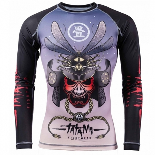TATAMI 防磨衣 DRAGON FLY V2 RASH GUARD