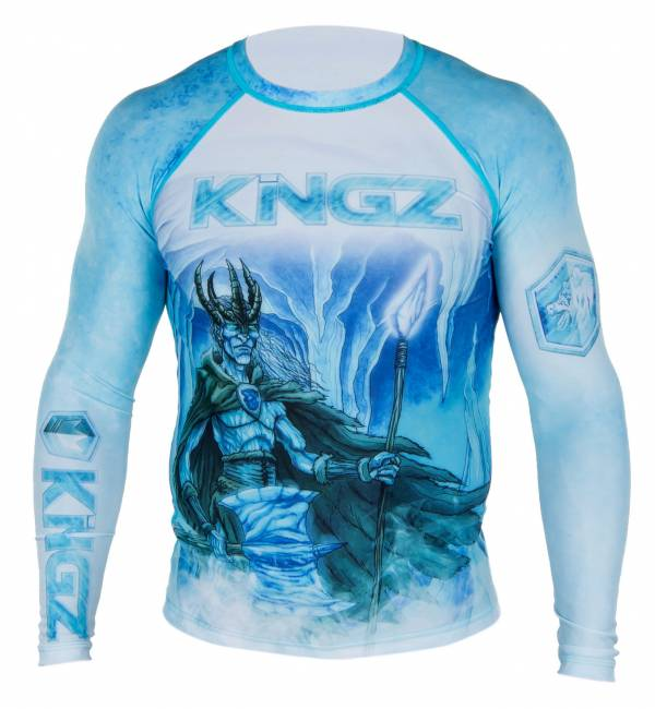 KNGZ—HOUSE OF FROST RASH GUARD 防磨衣