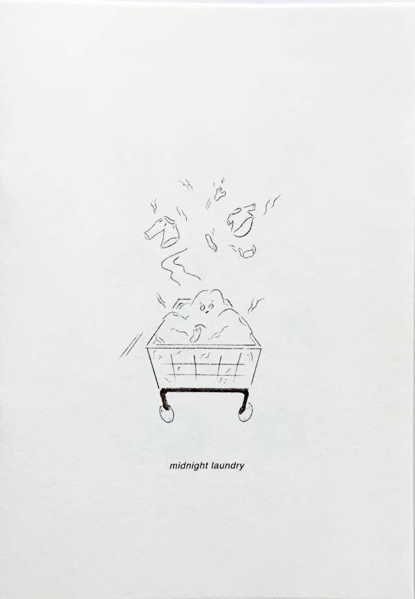 midnight laundry