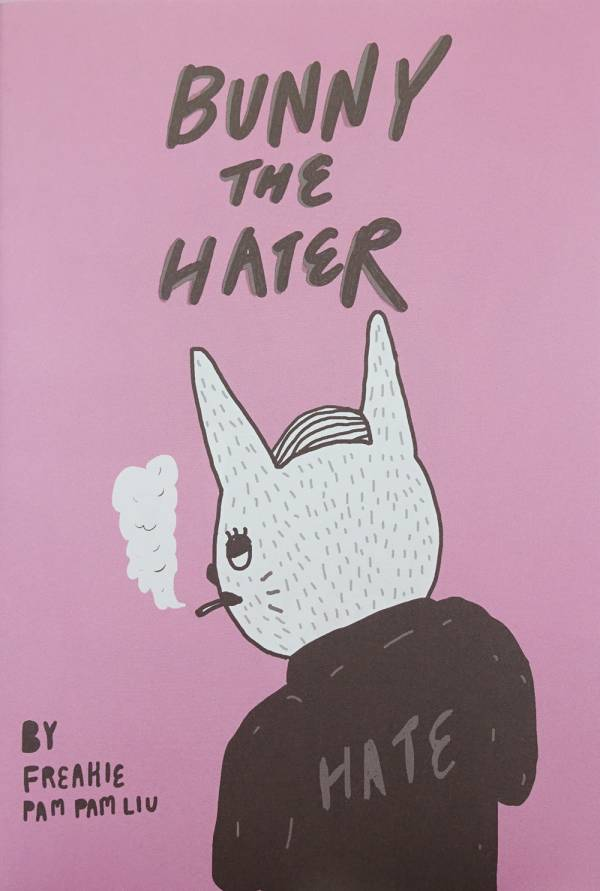 Bunny the hater