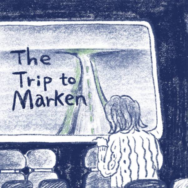 The trip to Marken