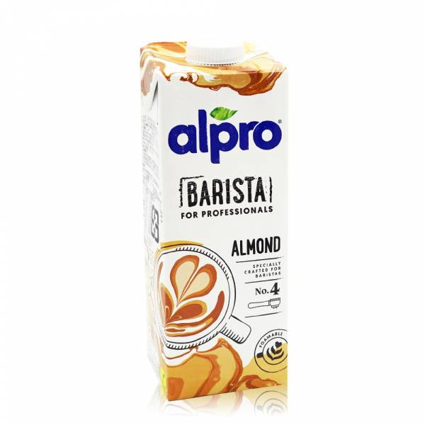 【ALPRO】職人杏仁奶(1公升) 效期至2021/7/26  堅果奶,植物奶,飲品,燕麥奶