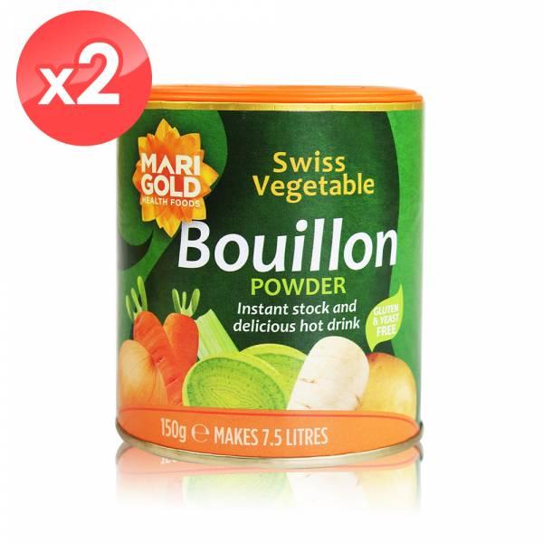 【MARIGOLD】瑞士原味蔬食湯2瓶 (150公克*2瓶) 奶素,即沖即飲方便美味! MARIGOLD,奶素,蔬食,植物蛋白