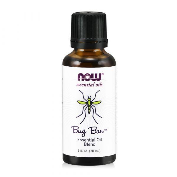 【NOW】Bug Ban™ 蟲蟲不要來草本複方精油(30 ml) Essential Oil Blend 效期至2021/05 放鬆,壓力,蚊蟲 叮咬 推薦,緊張,now,精油,蟲蟲,草本複方,香茅