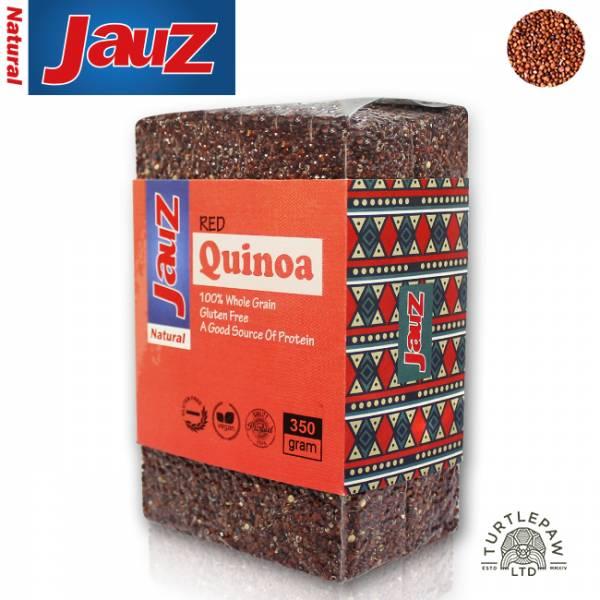 【JAUZ喬斯】紅藜麥QUINOA 1包 (350公克) 效期至2022/11 JAUZ,喬斯,藜麥,QUINOA,