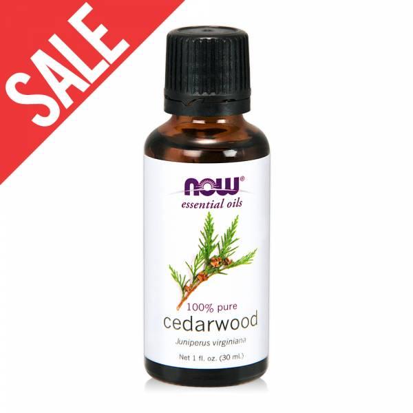 限時【NOW】雪松精油(30 ml)Cedarwood Oil/ 純精油 精油推薦,放鬆,香氛,壓力,芳療,按摩,now,精油,雪松