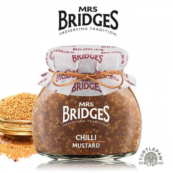 【MRS. BRIDGES】英橋夫人香辣芥子醬(200公克) 香辣芥子,MRS. BRIDGES,英橋夫人,果醬