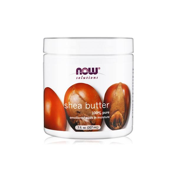【NOW】乳油木果油(7 oz / 207 ml) Shea Butter now,基底油,基礎油,按摩油,乳油木果