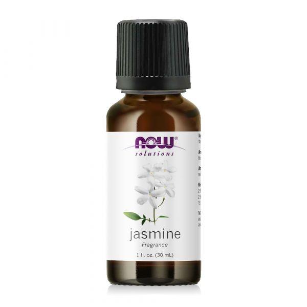 新品-【NOW】茉莉香氛精油 (30ml) Jasmine Fragrance Oil / 調和精油  茉莉,花,保養,放鬆,壓力,按摩,芳療,now,精油
