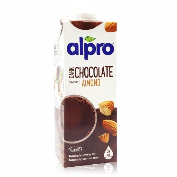 【ALPRO】原味巧克力杏仁奶(1公升) 效期至2021/8  堅果奶,植物奶,飲品,燕麥奶