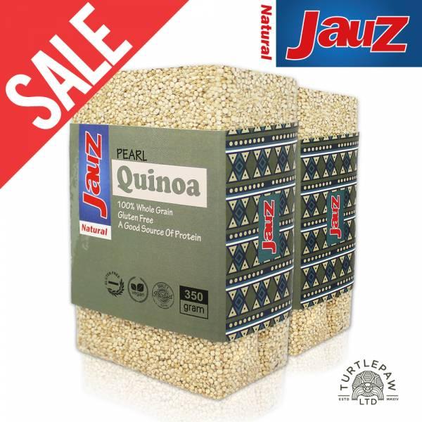 【JAUZ喬斯】白藜麥QUINOA 2包 (350公克*2包) JAUZ,喬斯,藜麥,QUINOA,