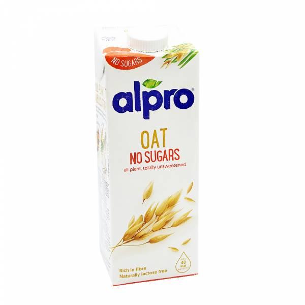 【ALPRO】無糖燕麥奶(1公升)  堅果奶,植物奶,飲品,燕麥奶