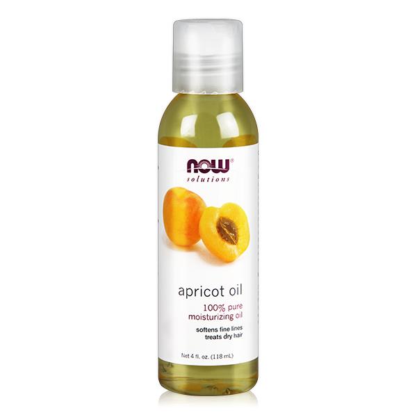 【NOW】杏桃核仁油(4 oz / 118 ml ) Apricot Kernel Oil now,基底油,基礎油,按摩油,杏桃核仁