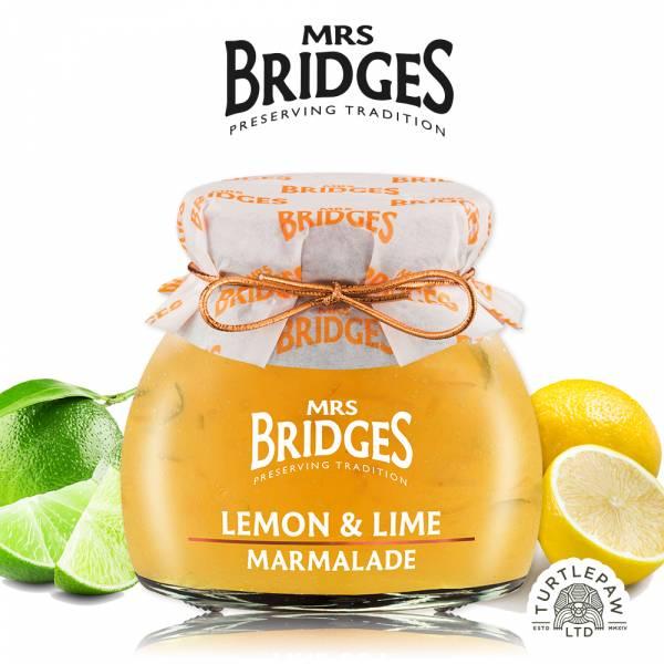【MRS. BRIDGES】英橋夫人檸檬萊姆果醬 (小)113g 果醬
