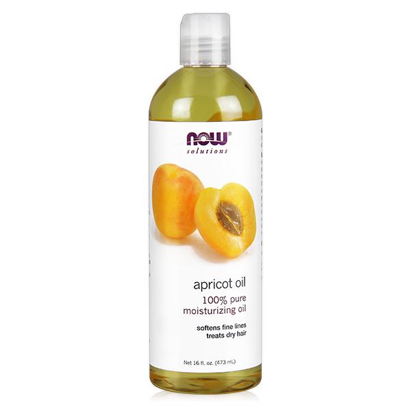 【NOW】杏桃核仁油(16 oz / 473 ml) Apricot Kernel Oil now,基底油,基礎油,按摩油,杏桃仁