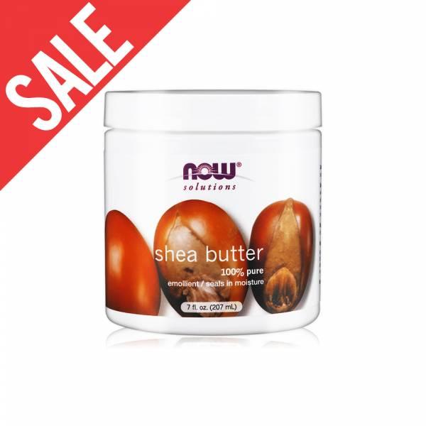 限時【NOW】乳油木果油(7 oz / 207 ml) Shea Butter now,基底油,基礎油,按摩油,乳油木果