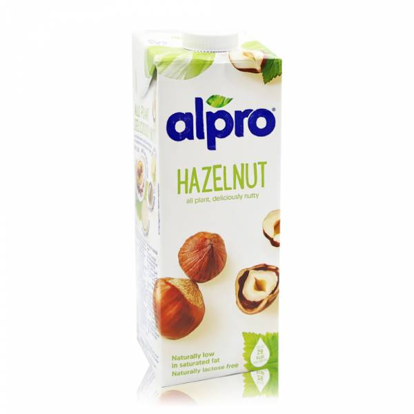 即期【ALPRO】原味榛果奶(1公升)  效期至 2021/11/01 堅果奶,植物奶,飲品, ALPRO, 榛果奶, 拿鐵