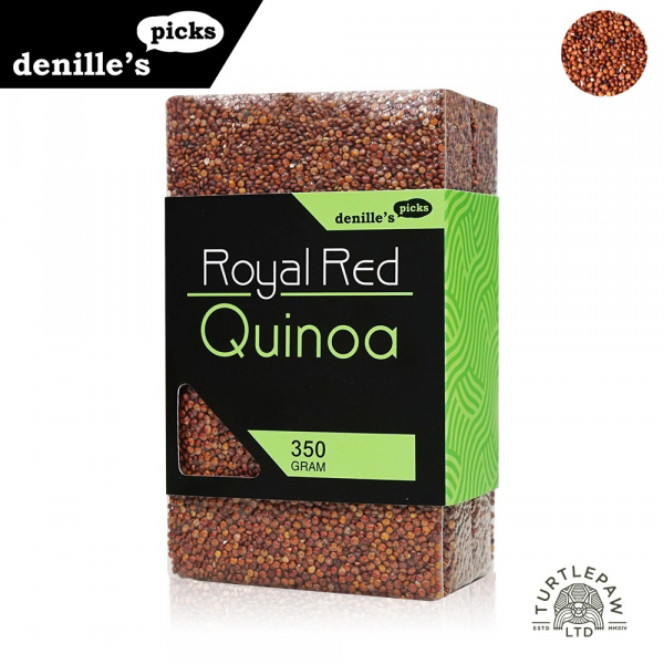 【Denille's Picks】紅藜麥QUINOA1包 (350公克) Denille's Picks,藜麥,QUINOA,有機