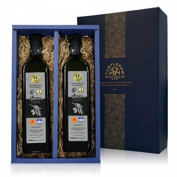 Oleum Crete頂級初榨橄欖油禮盒 禮盒組,橄欖油