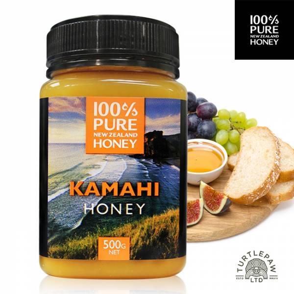 即期【 紐西蘭恩賜】卡瑪希蜂蜜1瓶 (500公克) 效期至2022/1 紐西蘭恩賜,卡瑪希,蜂蜜