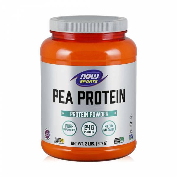 【NOW】豌豆分離蛋白粉 (2LB/907G) 【NOW】豌豆分離蛋白粉