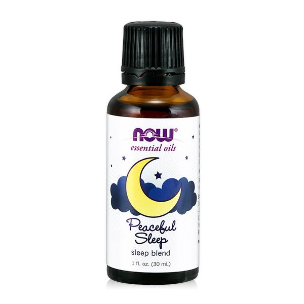 【NOW】晚安舒眠精油(30 ml) Peaceful Sleep Oil Blend 放鬆,壓力,失眠 怎麼辦,助眠,now,精油,晚安舒眠,舒眠