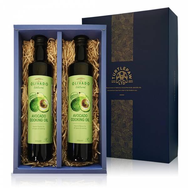 Olivado紐西蘭酪梨油禮盒 禮盒組,酪梨油