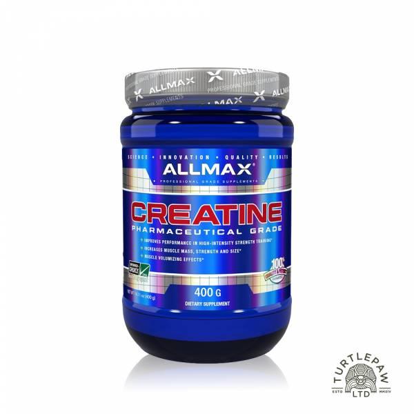 【加拿大ALLMAX】奧美仕肌酸粉末1瓶 (400公克) /效期至2022/9 肌酸粉末,ALLMAX,奧美仕