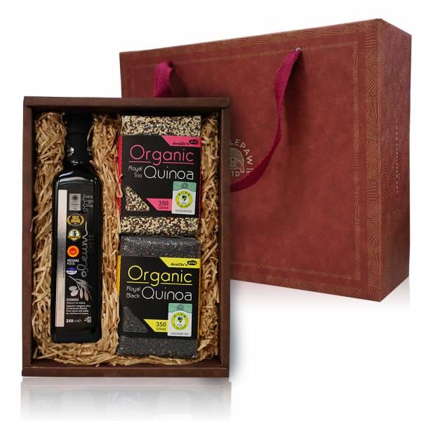 健康煮意精選禮盒 禮盒組,橄欖油