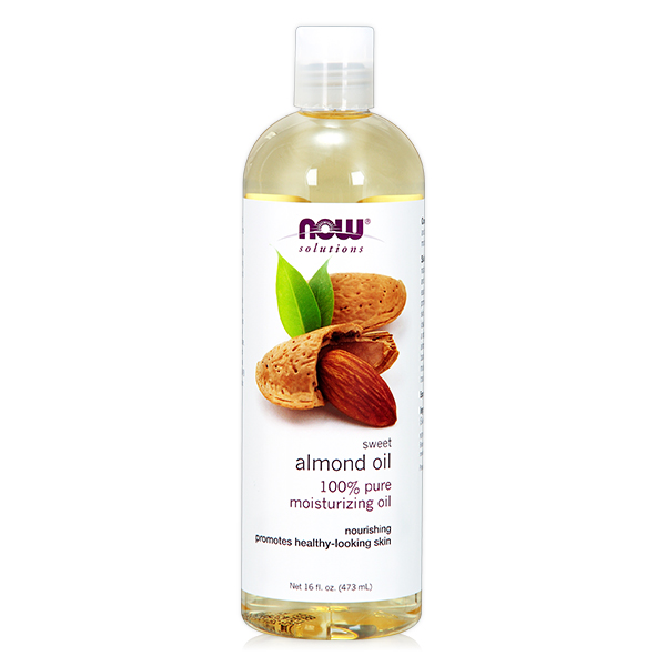 【NOW】甜杏仁油(16 oz / 473 ml) Sweet Almond Oil now,基底油,基礎油,按摩油,甜杏仁油