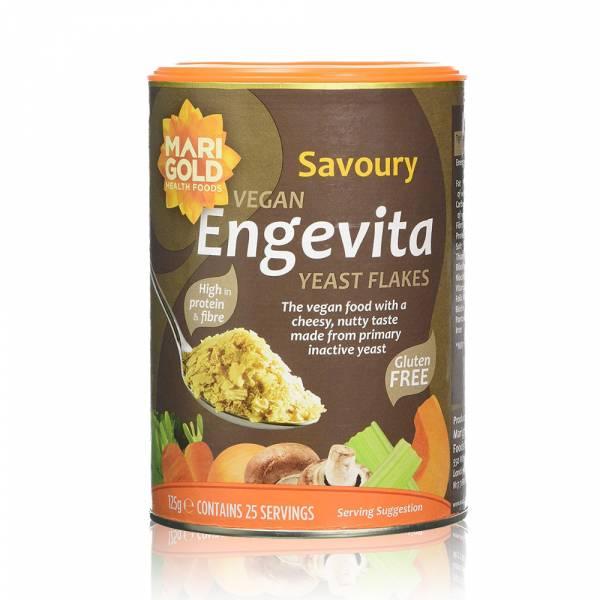 【MARIGOLD】Engevita全素食營養酵母片(125公克) 全素食、無麩質 全素食,酵母,