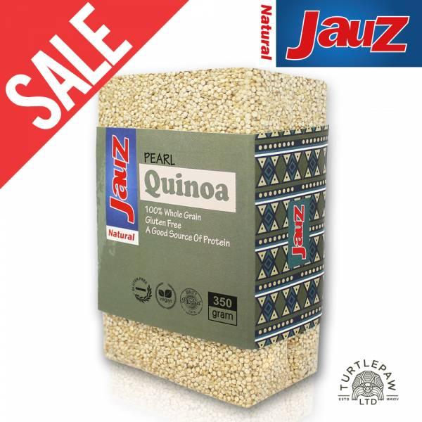 即期【JAUZ喬斯】白藜麥QUINOA 1包 (350公克) 效期至2022/4/28/ /超級食物 /全素   JAUZ,喬斯,藜麥,QUINOA,