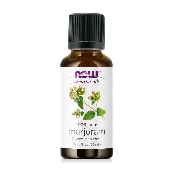 【NOW】西班牙馬鬱蘭精油(30ml)Marjoram Oil 馬鬱蘭,精油,功效,提神,保養,放鬆,壓力,按摩,緊張,now,精油