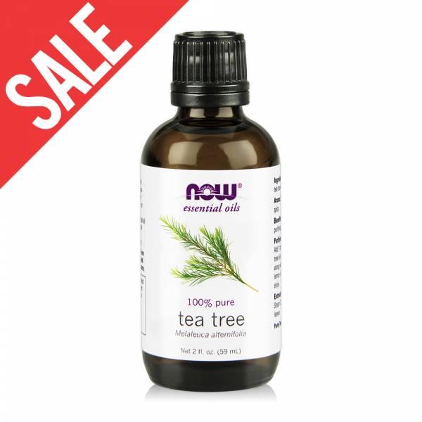 買一送一-【NOW】茶樹精油(59 ml*共2瓶) Tea Tree Oil 效期至2022/12  茶樹 精油,抗痘,面膜,保養,放鬆,皮膚,壓力,按摩,now,精油,茶樹