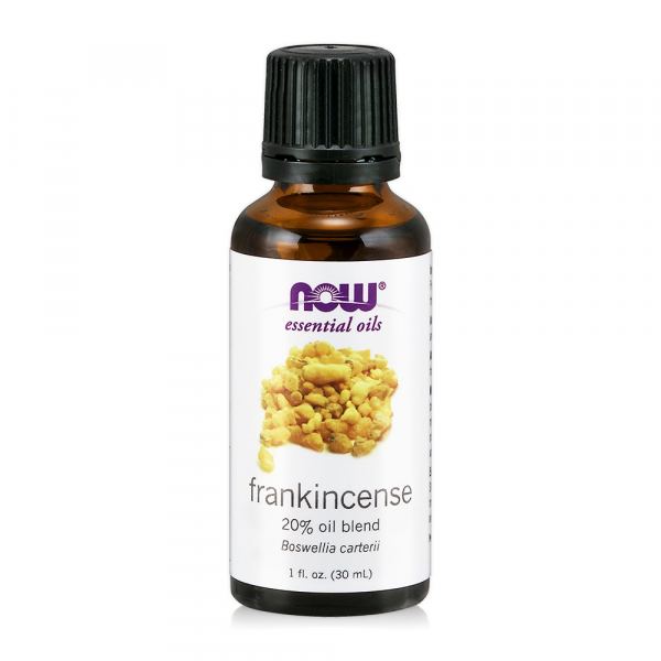 【NOW】乳香20%調和精油(30ml) Frankincense Oil Blend 乳香,功效,提神,保養,放鬆,壓力,按摩,緊張,抗菌,舒緩,now,精油